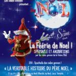 la féérie de Noël à la Scène Aix