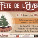 la fête de l'hiver à la Tuilerie Bossy 2017