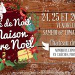 Marché de Noel La maison du Père Noël - Bouc Bel Air