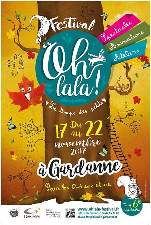 Oh lala festival pour les tout petit - Gardanne