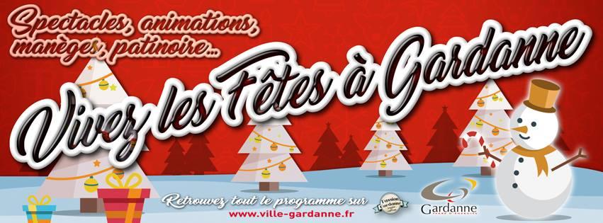 Animations fêtes de Noël à Gardanne