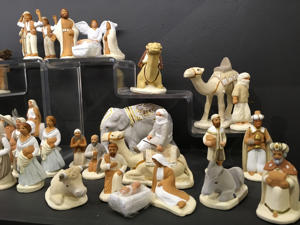 creche provençale - santons Arterra