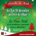 marché de Noël la Fare les Oliviers