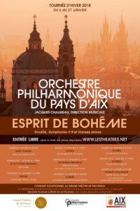 Esprit de Bohème Orchestre philarmonique du Pays dAix