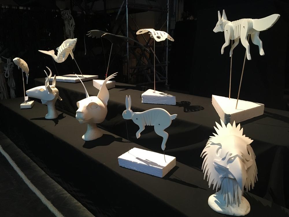 Créatures Roger Titley Orféo & Majnun
