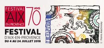 Festival d'Aix 2018
