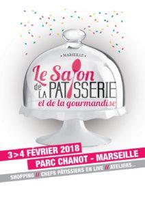 le salon de la pâtisserie et de la gourmandise Marseille - 2018