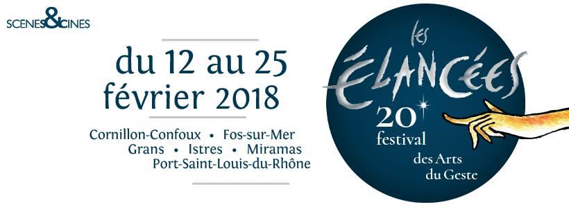 Festival les Elancées programme 20 ans