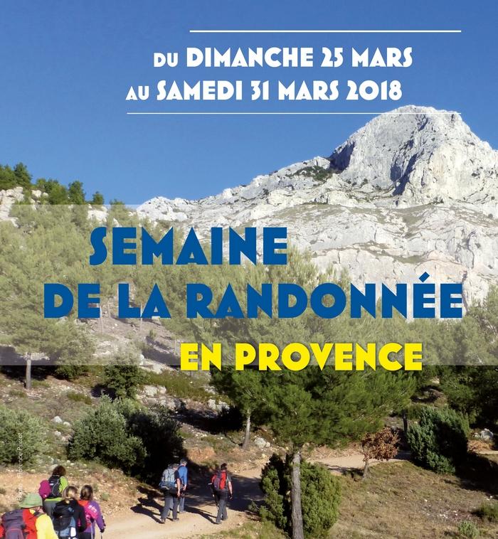 Semaine de la randonnée en Provence -