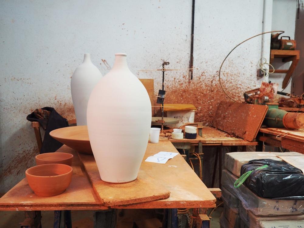 Atelier Bernex Poterie et Céramique - Aubagne