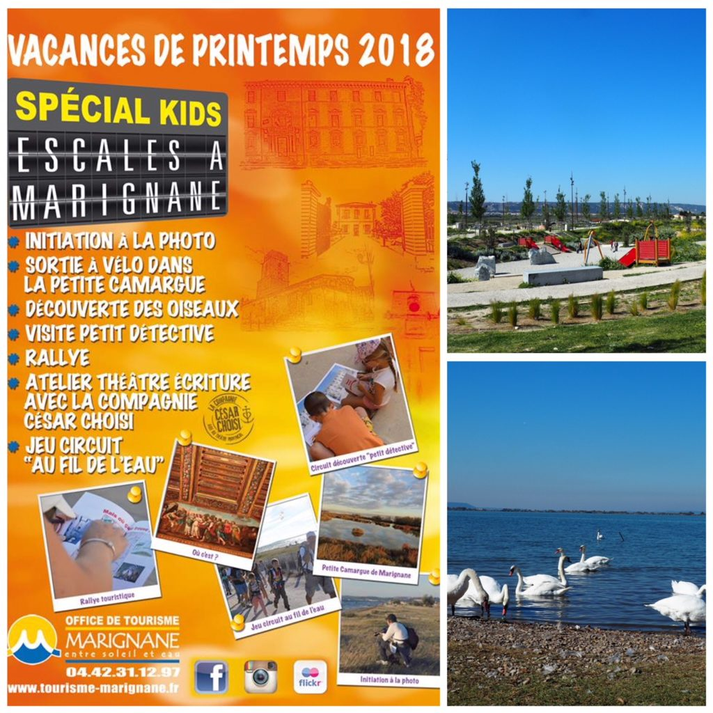 Escales Kids Marignane printemps 2018