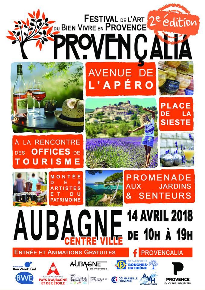 Provençalia Aubagne 2018
