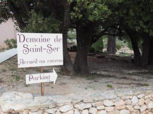 Domaine de Saint-Ser Sainte Victoire