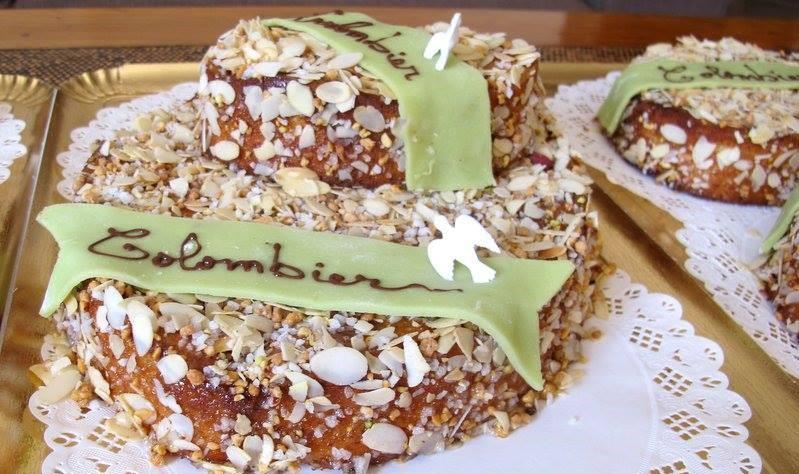 Le Colombier de Pentecôte «le gâteau de la Paix» mis à l'honneur par La Pâtisserie Jean Paul Bosca