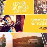 Fete de la musique Les Docks village Marseille