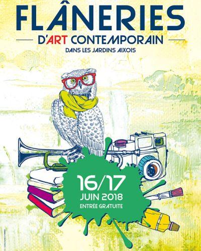 Flâneries d'Art contemporain Aix en Provence