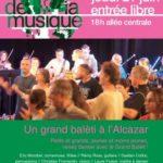 Le Grand Baleti à l'Alcazar Marseille