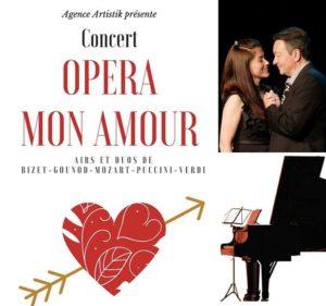 Opéra Mon Amour