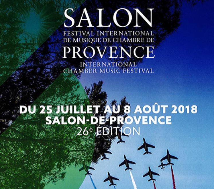 Festival de Salon 2018