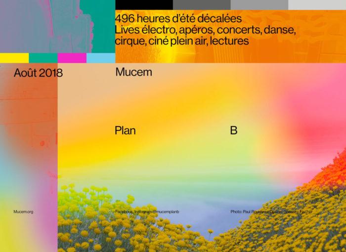 Plan B Mucem - Marseille