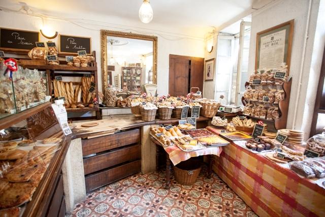 Biscuiterie de Rognes - La boutique