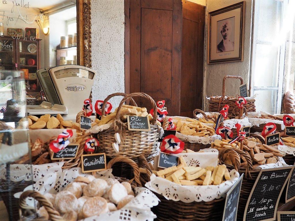 La Biscuiterie de Rognes, le bon goût des biscuits de Provence sur les marchés de Noël