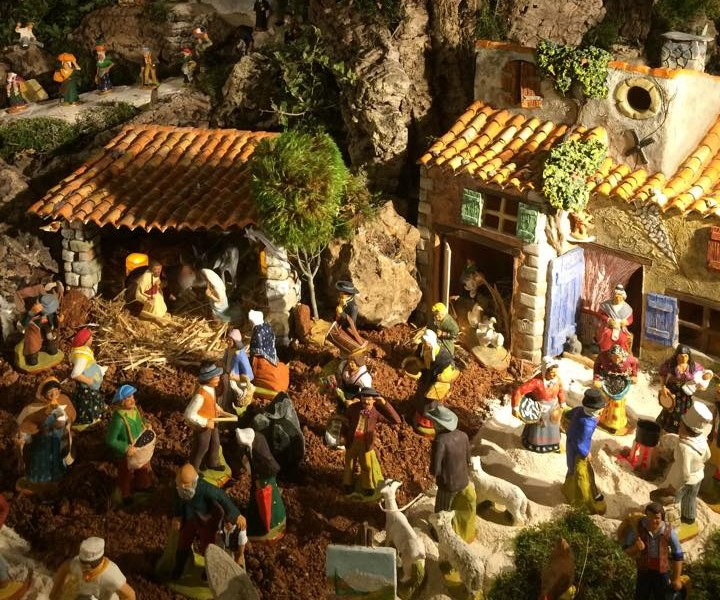 Crèche et santons Marignane