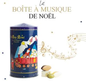 La boîte à musique de Noël Le Roy René concours