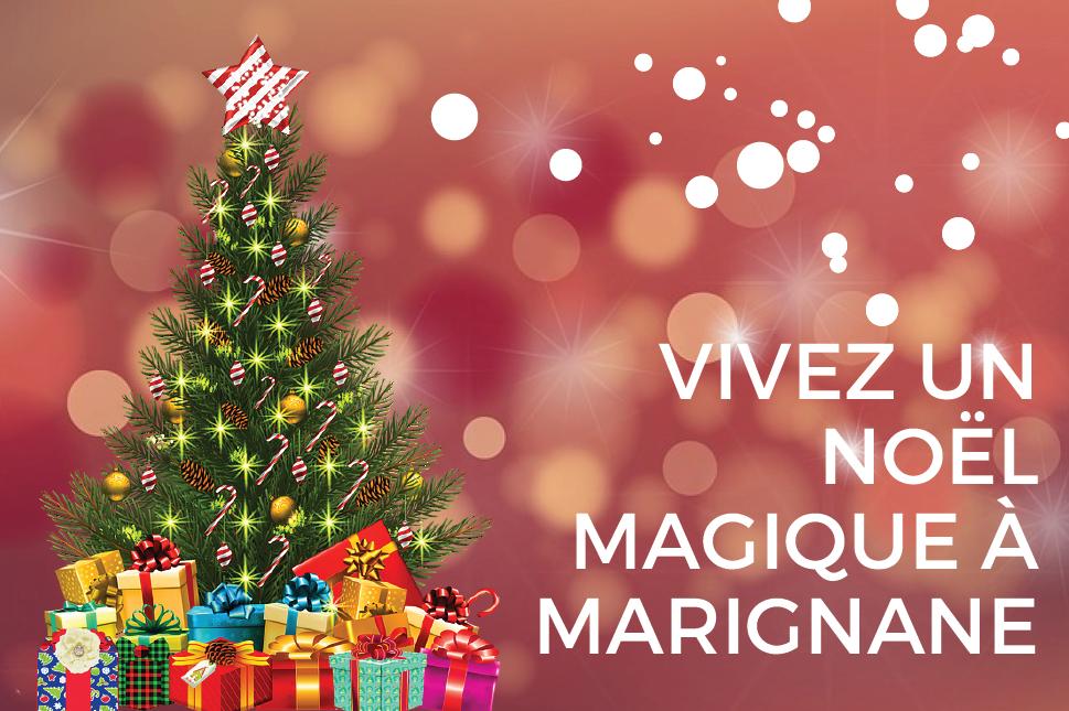 🌟 La féerie d'un Noël magique en Provence à Marignane 🌟 / Tradition /