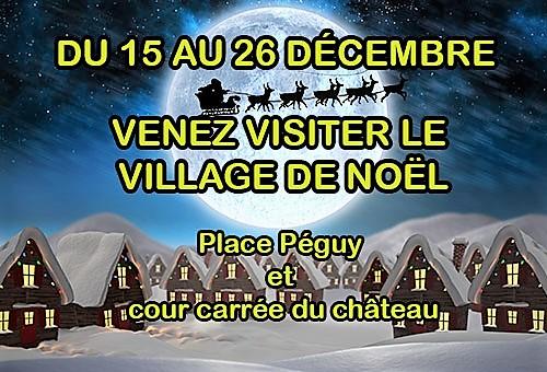 Village de Noël Marignane