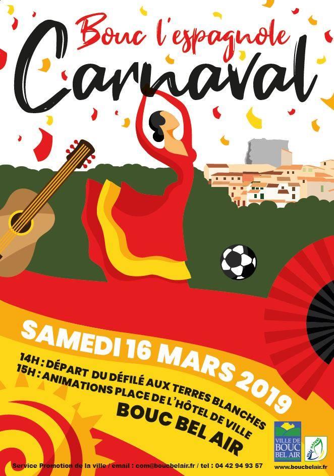 Carnaval Bouc Bel Air 2019