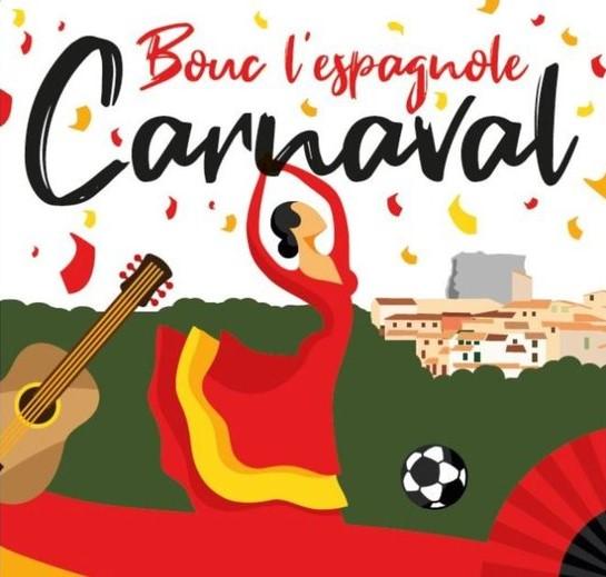 Carnaval de Bouc Bel Air à l'heure Espagnole 💃