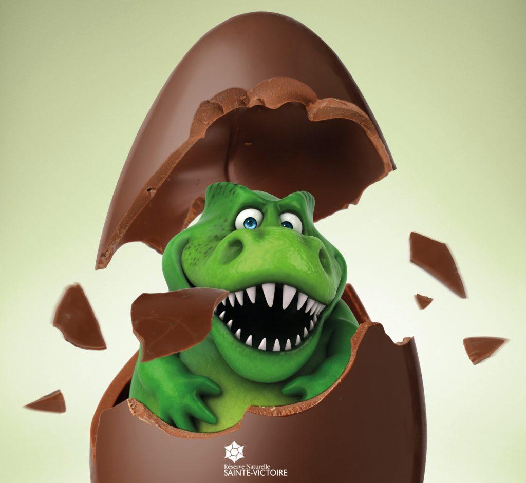 Où chasser l'œuf de Pâques en Provence ?! Suivez les pistes de ma Cigale !