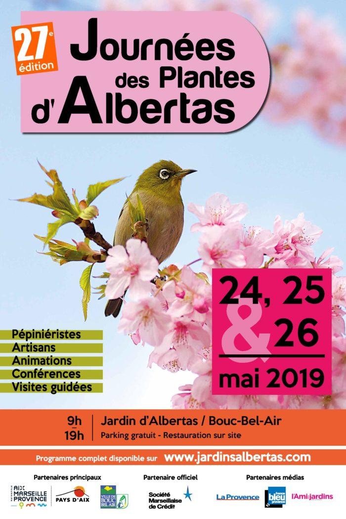 Journées des plantes d'Albertas 2019