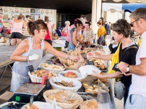 Un Dimanche Aux Aygalades - le marché