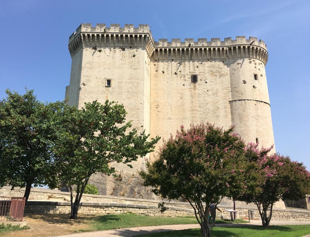 Château de Tarascon - Château médiéval - Provence