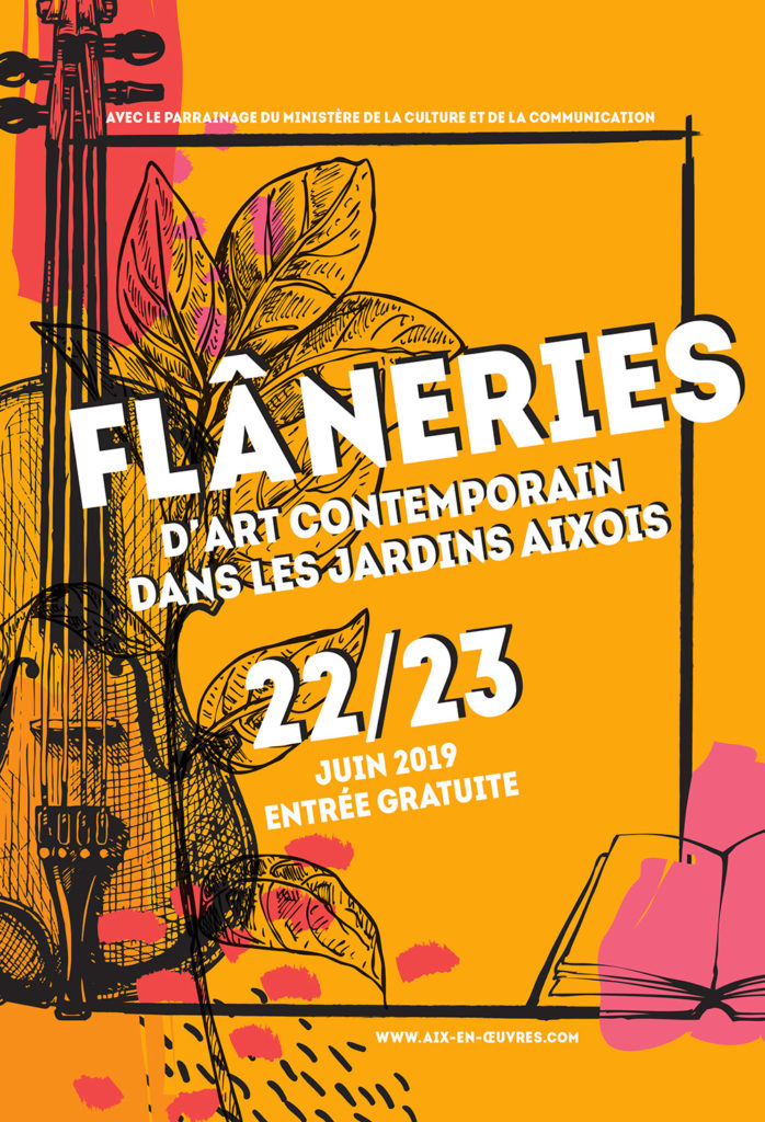 Flâneries d'Art contemporaine - Aix en Provence
