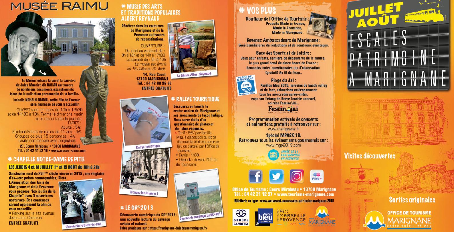 Escales patrimoine flyer 2019 a