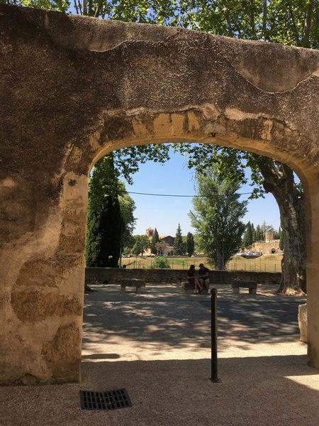 Lourmarin au coeur du Luberon
