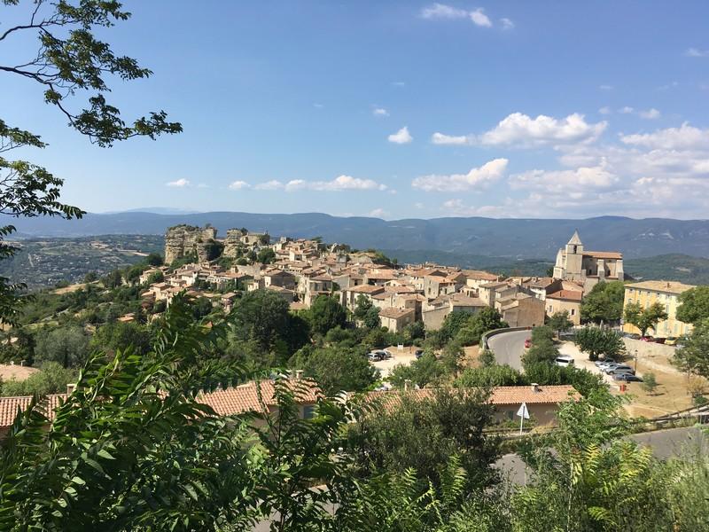 Village Saignon- Provence Luberon