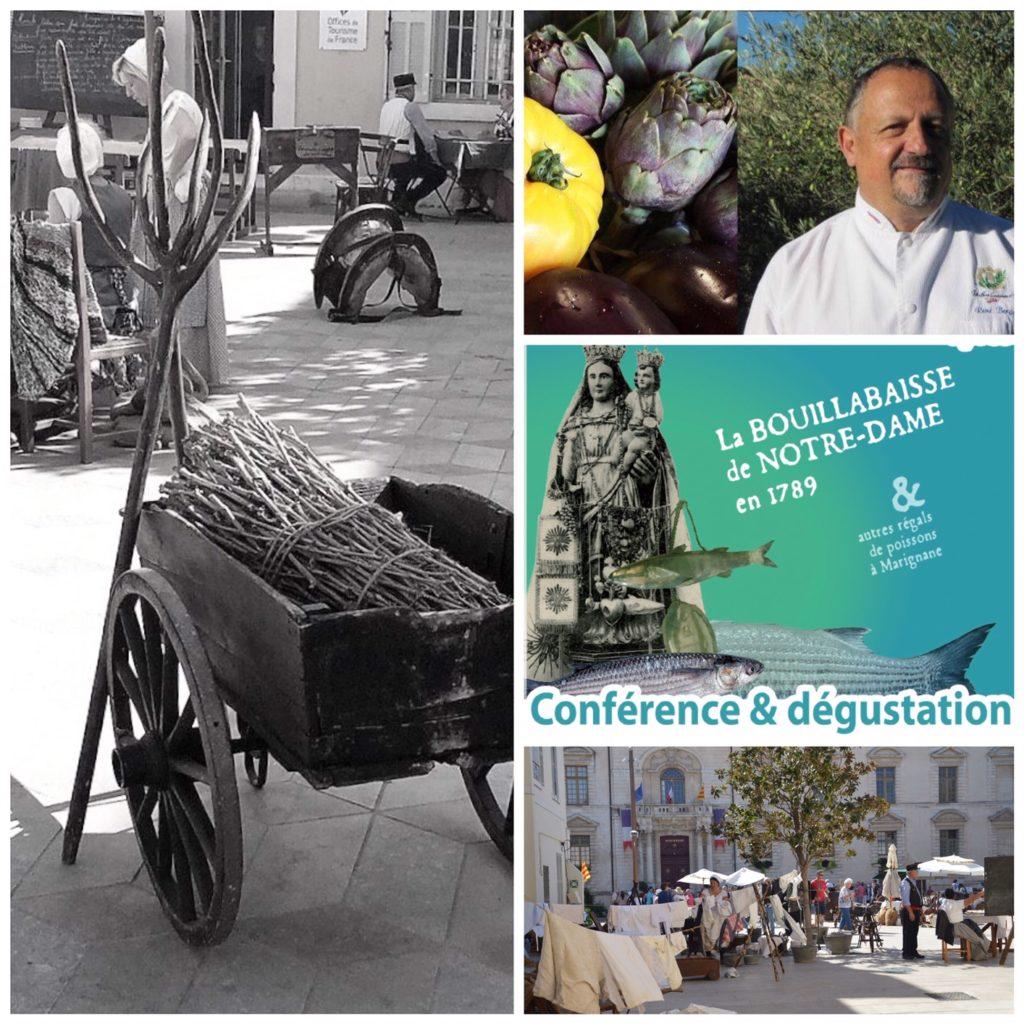 Les Fêtes Provençales & Gastronomie à Marignane / Bouillabaisse / Tradition