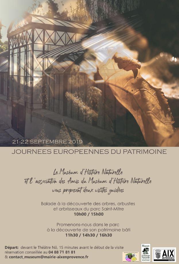 JEP Museum d'histoire naturelle Saint Mitre Aix en Provence