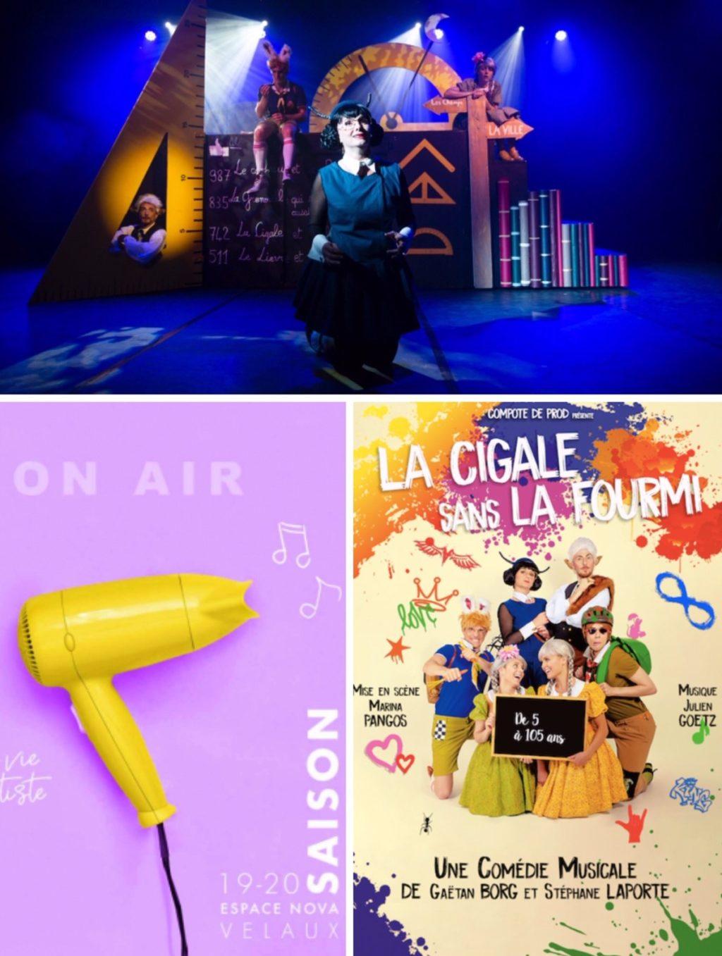 La Cigale sans la Fourmi ♪ Comédie Musicale ♪ [Jeu-concours]
