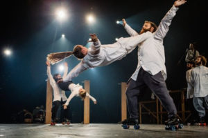 Tabarnak – Cirque Alphonse