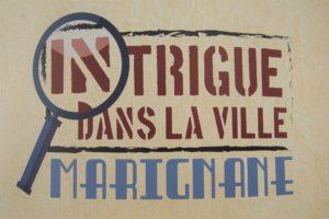 Intrigue dans la ville Marignane Menez l'enquête à Marignane