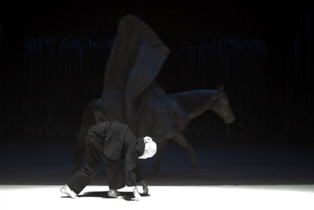Le Centaure et l'animal Bartabas / Grand Theâtre de Provence