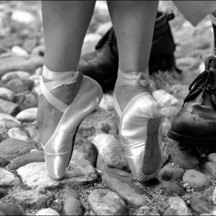 CNDC d'Angers - Danse à Aix 1996 C.Robin