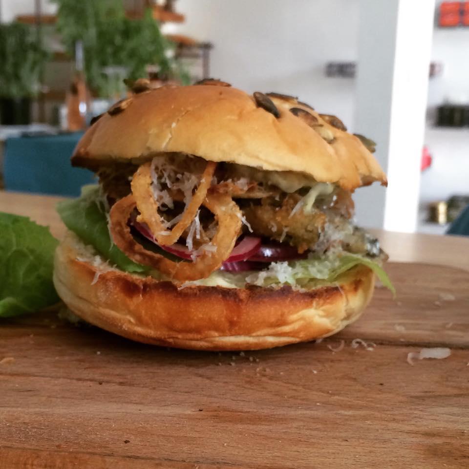 Burger Sard'in - La Sard'in Marseille