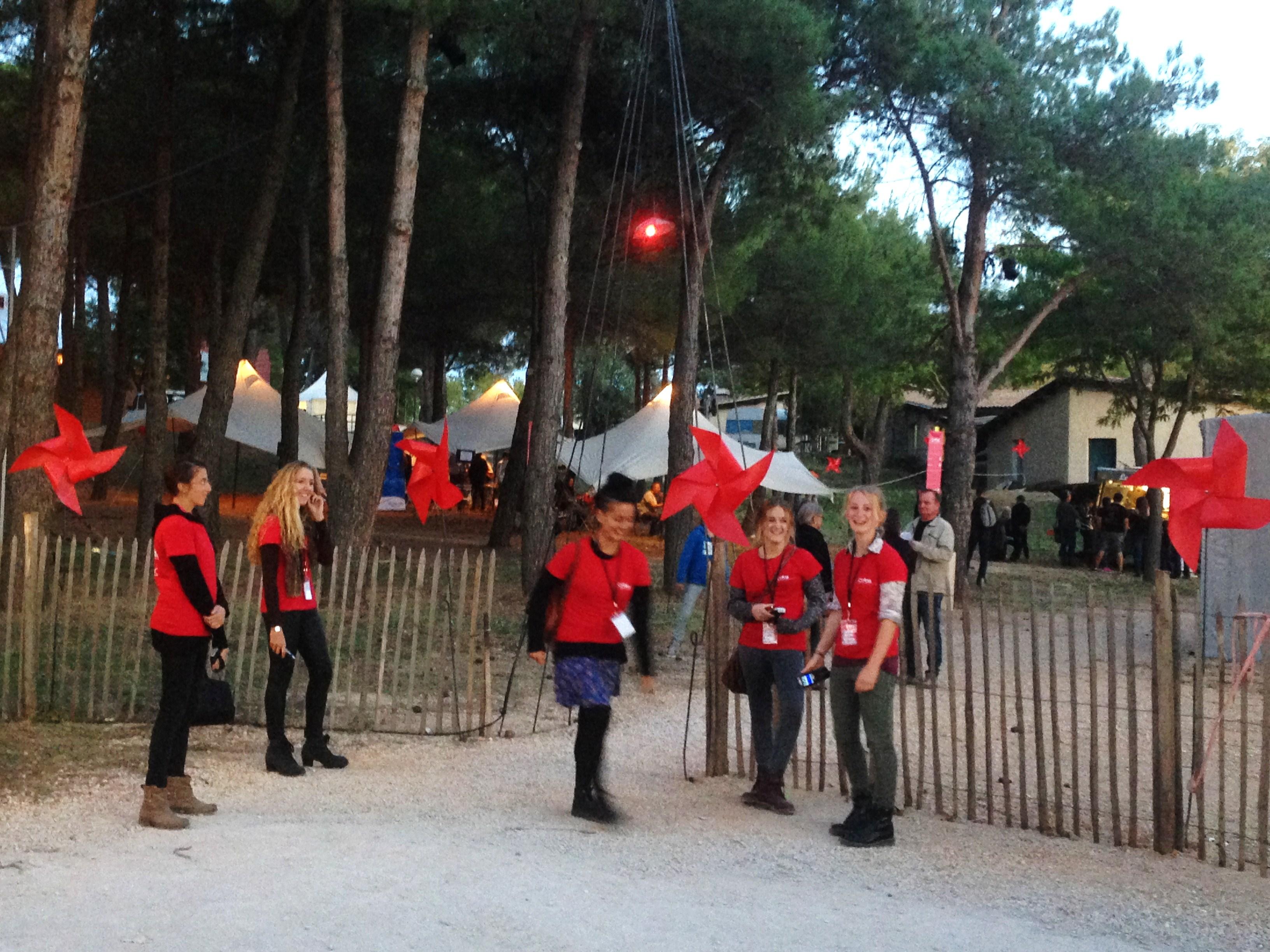 Festival Jours [et Nuits] de Cirque(s