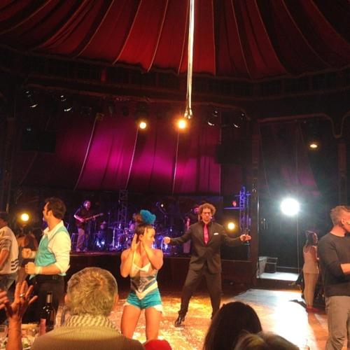 le Cabaret Rock it circus